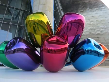 Une visite au musée Guggenheim