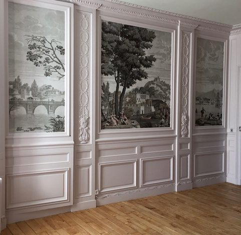 Décoration d'une chambre par Stéphanie Ménez, décoratrice d'intérieur