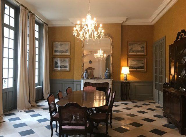 Décoration d'intérieur - Salle à manger - Stéphanie Ménez à Tours (37)