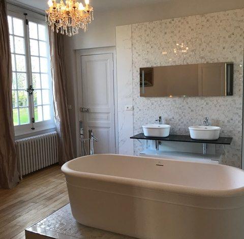 Rénovation d'une salle de bain près de Tours (37)